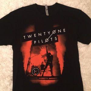 2017 Twenty one pilots official tour concert T